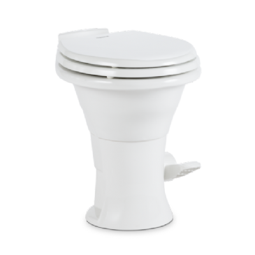 Dometic TRAVELER TOILET 311 SHORT WHITE